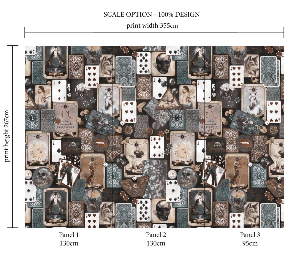 Unique Custom Poker Cards Wallpaper